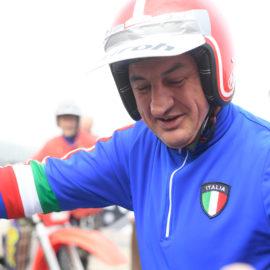 """Gio Sala al """"Tributo al Capitano"""" Augusto Taiocchi a Montecampione"""