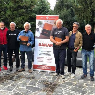 Di nuovo in stampa il libro Obiettivo Dakar